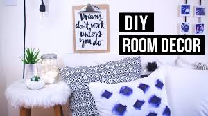 diy pinterest room decor 2016 youtube