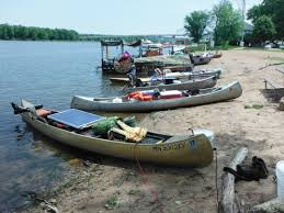 Minnesota slow travel images My solar powered canoe the slow travel movement all punks float jpg