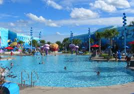 Outside Pool Best Pools At Disney World Resorts Top Hotel Pools