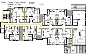 Housing Floor Plans Cmu Housing Floor Plans U2013 Meze Blog