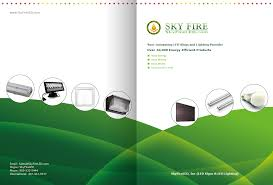 Catalog Covers by Welcome To Sky Fire Led