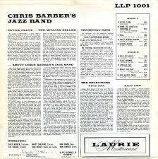 Old Rugged Cross Music Chris Barber Lps Petite Fleur U S Compilation