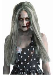 halloween costumes for girls scary terrifying zombie wig halloween costumes halloween animatronics