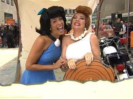 gma vs the today show who had better halloween costumes