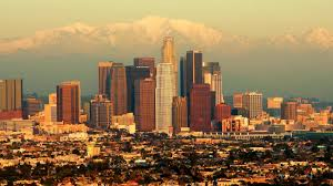 Map Of Los Angeles And Surrounding Areas by Crime Writer Creates A Hero For Her Beloved Much Maligned South
