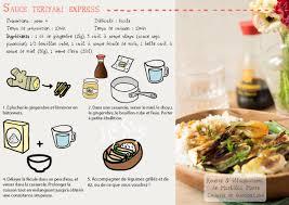 recette de cuisine sur 2 teriyaki recette cuisine en bandoulière