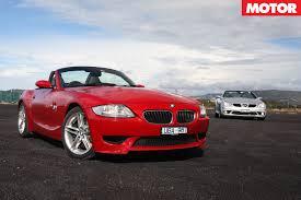 2006 bmw z4 m vs mercedes amg slk55 classic motor motor