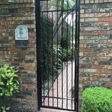 26 best ornamental iron gates images on fence iron