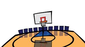 basketball court clipart clipartxtras
