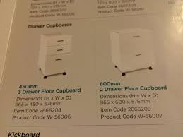 bunnings laundry drawer cupboards house improvements laundry