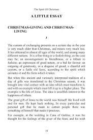 essay festival christmas
