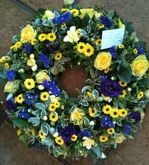 funeral wreaths funeral wreaths the cracked pot flower boutique