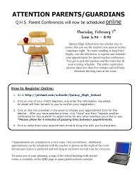 Meeting Invitation Card Parent Conferences Thursday February 7th From 6 30 U2013 8 30