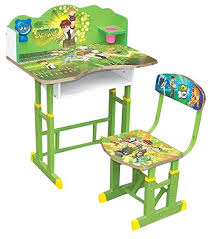 ba station study table and chair set for kids computer table