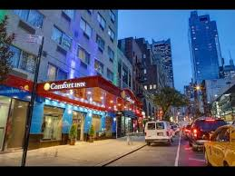 Comfort Suites New York City Comfort Inn Times Square West New York Hotels New York Youtube
