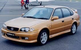 2001 toyota corolla spoiler toyota corolla sportivo 2001 price specs carsguide