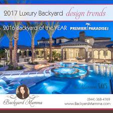 backyard mamma luxury outdoor living design ideas for your backyard