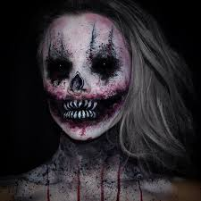 Scariest Costumes Halloween 20 Scary Halloween Makeup Ideas Creepy Makeup