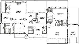 single story ranch house plans elegant ranch home floor plans