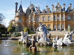 waddesdon manor waddesdon manor jigsaw puzzle in puzzle of the day puzzles on