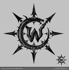 band logo designer modblackmoon thrash metal heavy metal deathcore band logo design