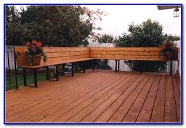 deck bench brackets home depot decks home decorating ideas
