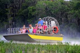 fan boat tours florida orlando sightseeing tours and excursions in florida