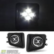 2016 toyota tundra fog light bulb 2014 2015 2016 2017 toyota tundra 4 led fog lights bumper driving
