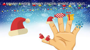 happy merry finger family song song i
