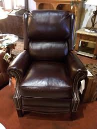 Western Leather Chair Western Upholstery Country Home Furniture 520 629 9979