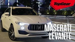 maserati philippines inside the plush maserati levante youtube