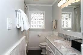 bathroom styling ideas beadboard in bathrooms amazing bathrooms with half walls beadboard