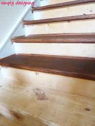 Stair Laminate Flooring Staircase Make Over Part 2 And It All Went Downhill