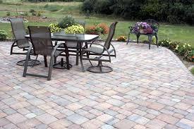 patio paver designs patio pavers hudson wi sunrise lawns