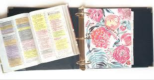 the bible binder u2013 jessica mclain