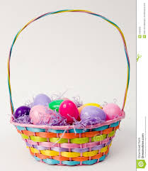 easter basket easter basket stock photo image of sweet detail calories 1995092