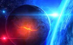 digital universe wallpapers colorful planets hd digital universe wallpapers for mobile and