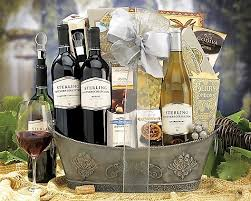 country wine basket unique wine lover gifts 2017 best inexpensive gifts for wine