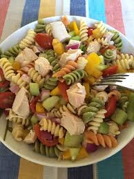 Main Dish Chicken Recipes - easy chicken pasta salad u2013 healthy main dish pasta salad recipe