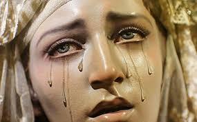 imágenes religiosas que lloran sangre enigmas conoce los casos de fraudes con vírgenes que lloran