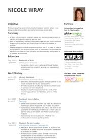 page 1 professional librarian resume sample part time job as