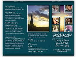 free church brochure templates for microsoft word church brochure designs fieldstation co