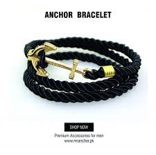 anchor bracelet men images Mens anchor bracelet anchor of your style mranchor pk jpg