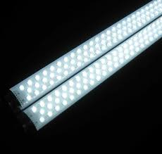 Led Fluorescent Light Fixtures Led Light Design How To Replace Flourescent Light Fixture With