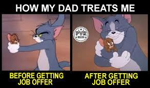 Author Meme - meme 310 children s day special cartoon memes how my dad