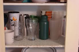 organize and beautify your kitchen with duck brand shelf liners