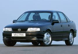 opel calibra sport 25 years ago the first opel vectra modernized the mid size class