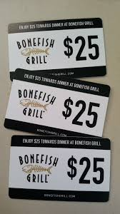 bonefish gift card bonefish grill lunch menu review enter to win a 25 gift card