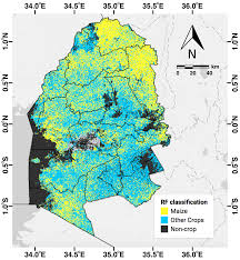 Map Scales Remote Sensing Free Full Text Mapping Smallholder Yield