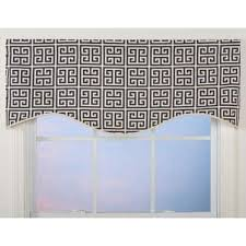 Matelasse Valance Midtown Shaped Valance Free Shipping On Orders Over 45